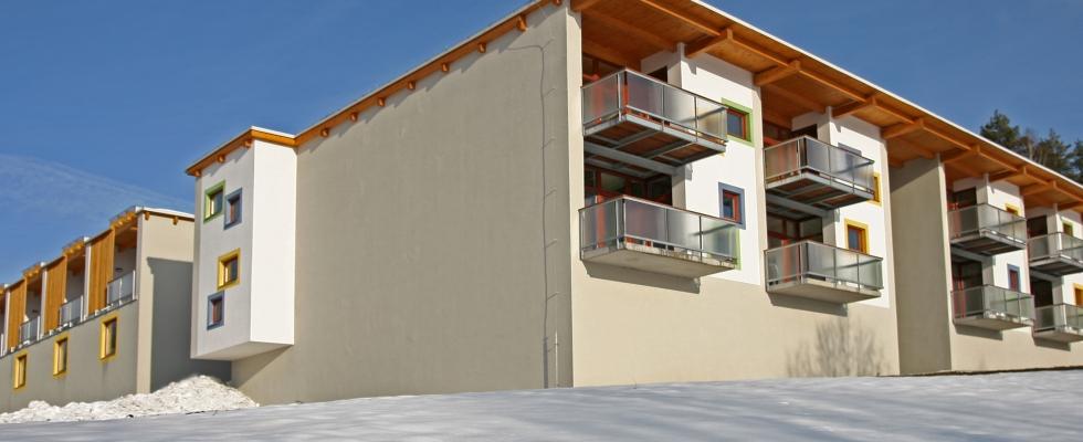 DOKY Holiday resort - luxusní ubytování Lipno