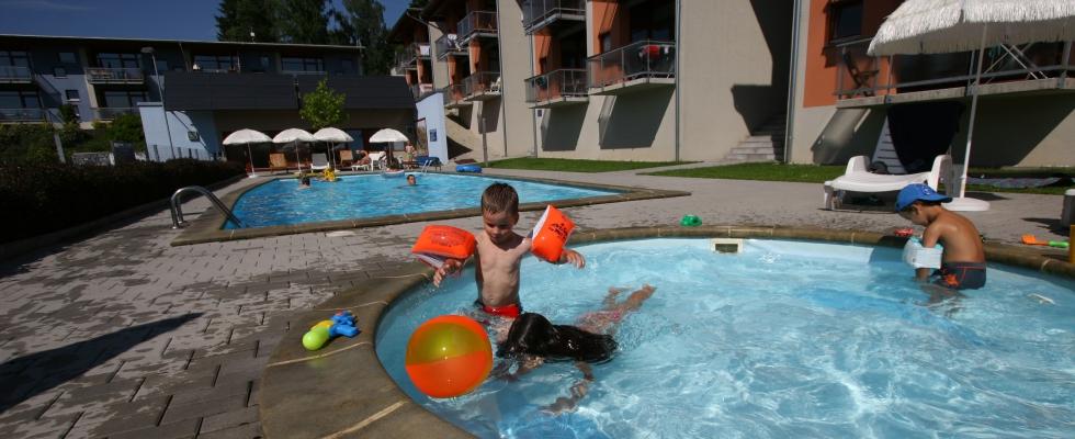 Letní dovolená Lipno