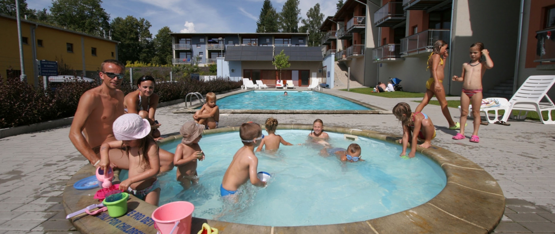 Ubytování Lipno, apartmány Lipno - DOKY Holiday