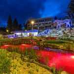 Funspot Lipno - adventure golf